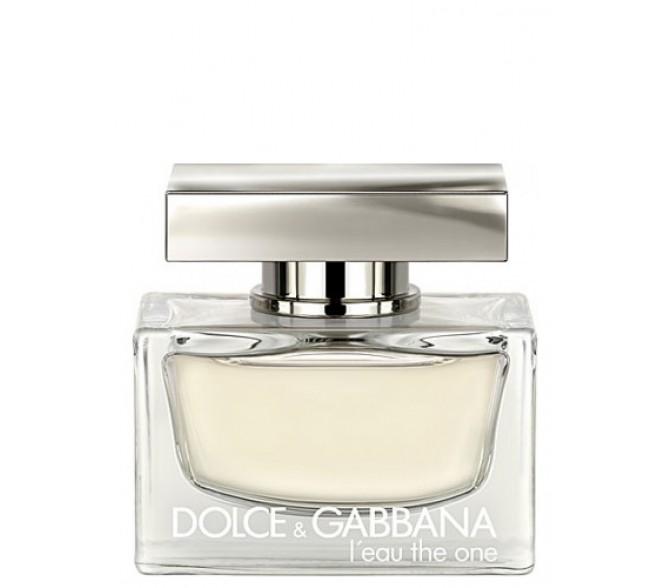 Туалетная вода Dolce & Gabbana L'EAU The One for lady edT 75 ml