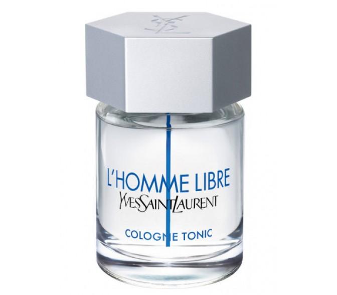 Туалетная вода Yves Saint Laurent L'HOMME LIBRE COLOGNE TONIC edt 100 ml TESTER