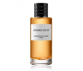 LA COLLECTION AMBRE NUIT 125ML EDP !