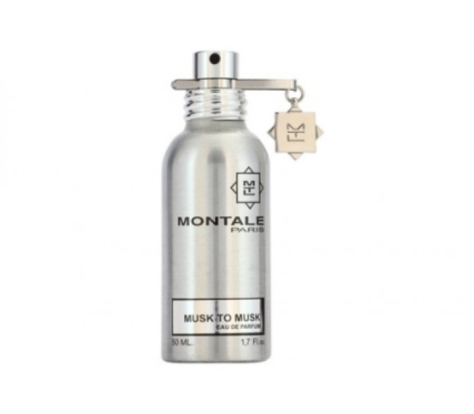 Туалетная вода Montale Musk to Musk 50ml edp