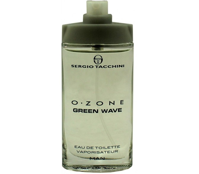 Туалетная вода Sergio Tacchini O-ZONE Green Wave (M) test 30ml edt