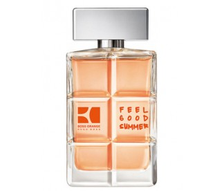 ORANGE FEEL GOOD SUMMER (M) 40ML EDT