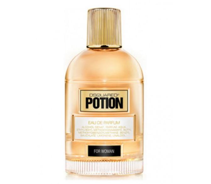 Туалетная вода Dsquared2 Potion for women edp 100 ml