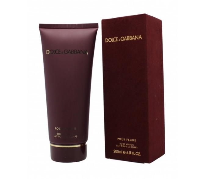 Туалетная вода Dolce&Gabbana Pour femme (edp25+b/lot50)
