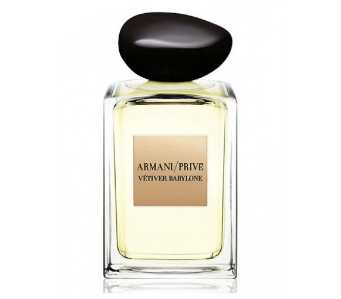 Туалетная вода Giorgio Armani  Prive Vetiver Babylone (L) test 100ml edt !