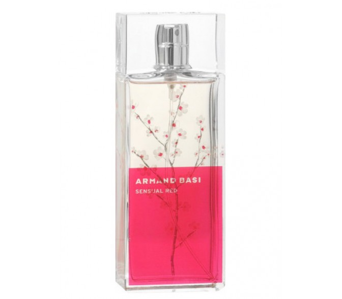 Туалетная вода Armand Basi SENSUAL RED lady edt 100 ml