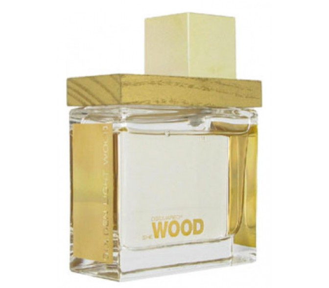 Туалетная вода Dsquared2 SHE WOOD Golden Light Wood edp 30 ml