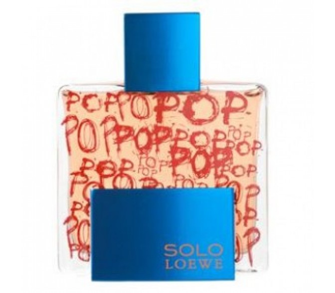 Туалетная вода Loewe SOLO POP men edt 50 ml
