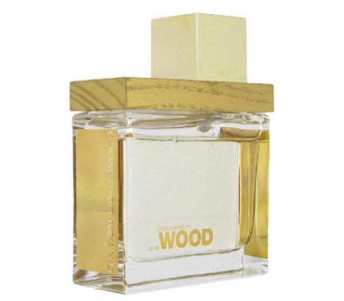 Туалетная вода Dsquared2 She Wood Golden Light Wood (L) 50ml edp