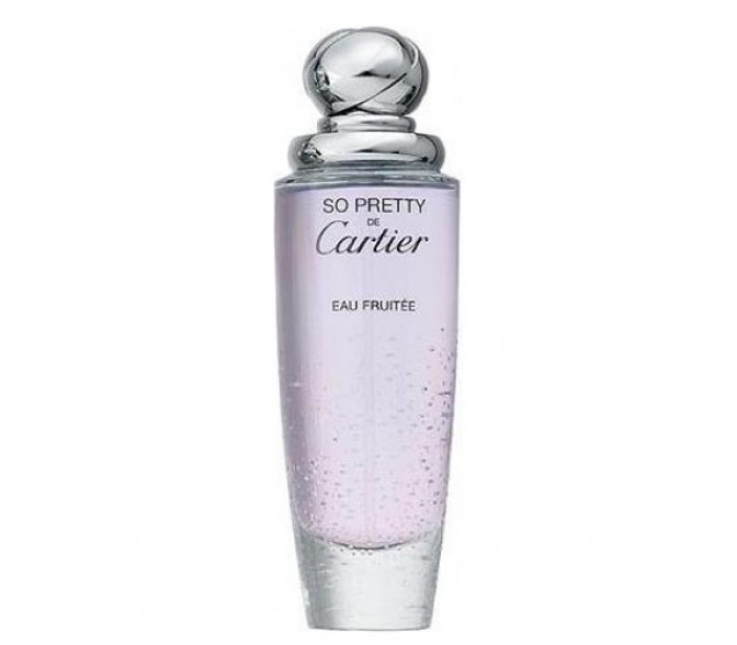 Туалетная вода Cartier So Pretty (L) test EAU FRUITEE 50ml edt