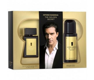 THE GOLDEN SECRET (M) SET (50ML EDT+DEO 150ML)