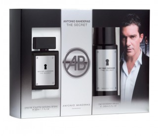 THE SECRET (M) SET (50ML EDT+DEO 150ML)