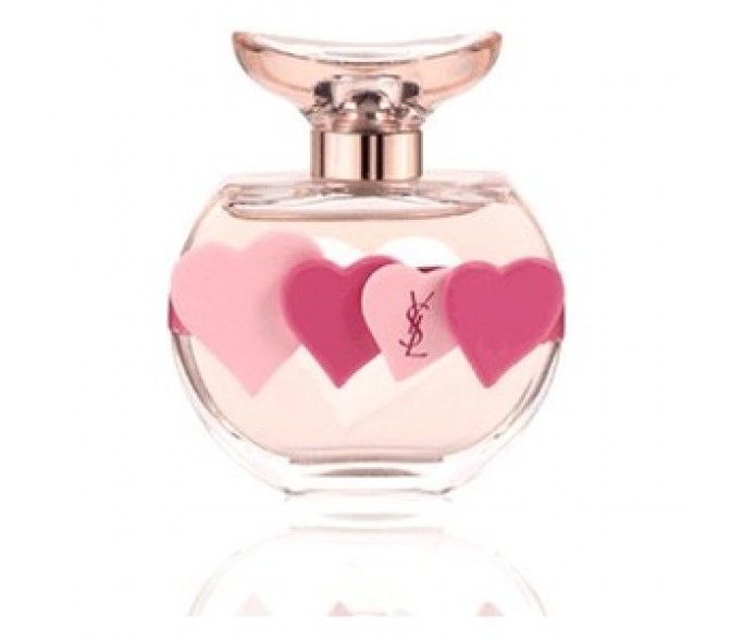 Туалетная вода Yves Saint Laurent YOUNG SEXY LOVELY lady edt 50 ml Limited Edition (сердечки)