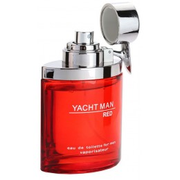 YACHT RED (M) 100ML EDT