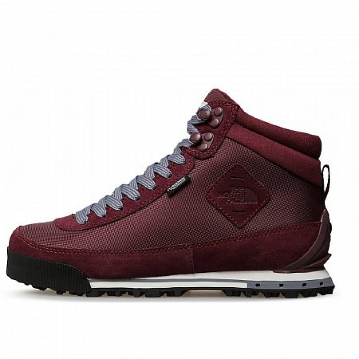 Кроссовки The North Face BACK TO BERKELEY II BOOTS (Цвет Fig)