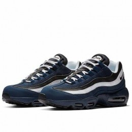 AIR MAX 95 ESSENTIAL (Цвет Midnight Navy-Black-White)
