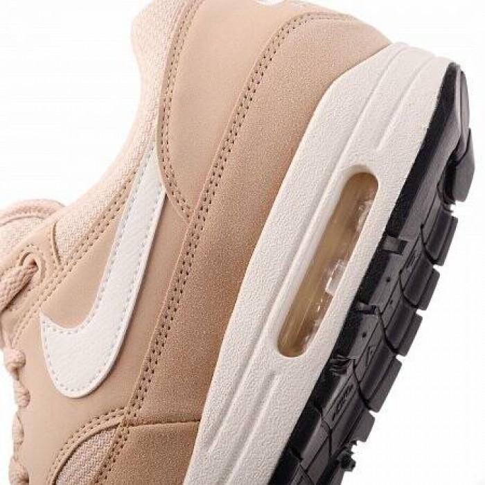 Кроссовки Nike AIR MAX 1 (Цвет Desert Ore-Sail-Black)