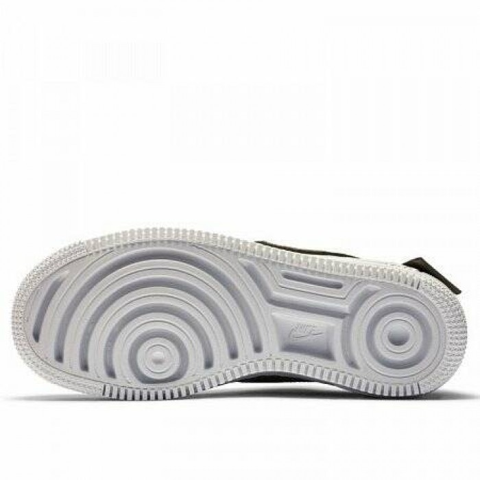 Кроссовки Nike AIR FORCE 1 JESTER XX PREMIUM (Цвет Olive Canvas-Summit White)