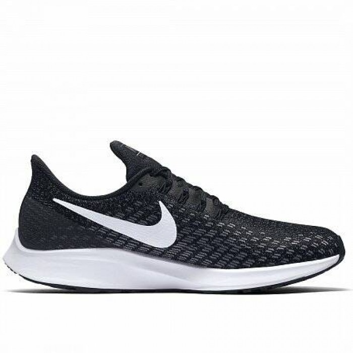 Кроссовки Nike AIR ZOOM PEGASUS 35 (Цвет Black-White-Gunsmoke-Oil Grey)