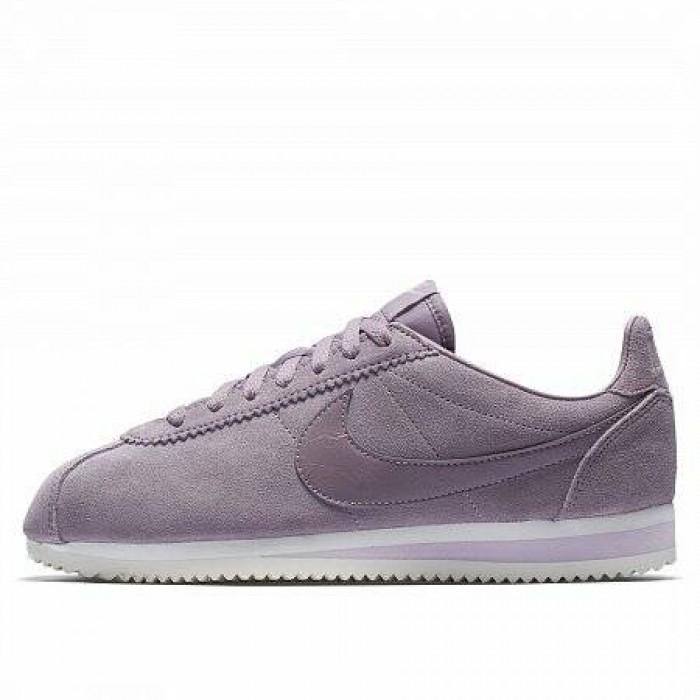Кроссовки Nike CLASSIC CORTEX SUEDE (Цвет Violet)