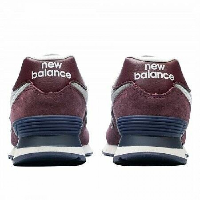 Кроссовки New Balance 574 (Цвет Red-White-Blue)