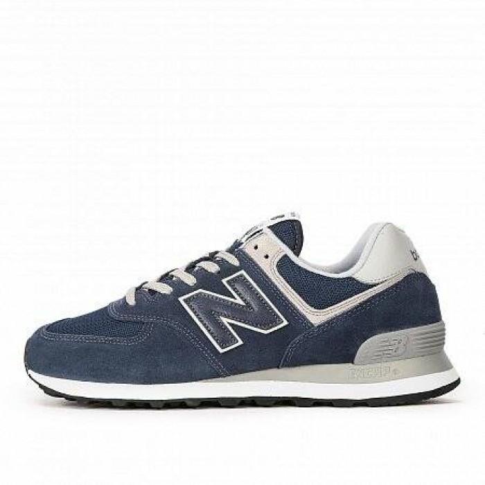 Кроссовки New Balance 574 CLASSIC (Цвет Blue)