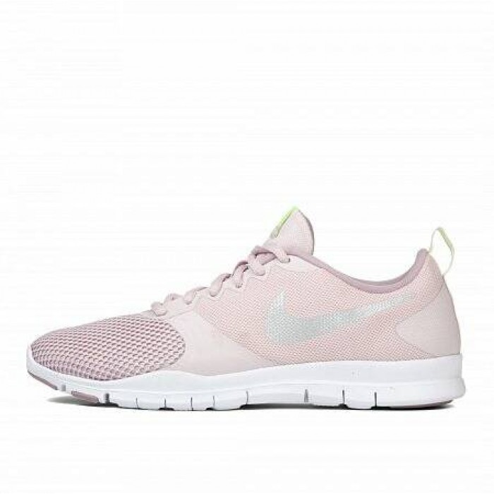Кроссовки Nike Flex Essential Training (Цвет Pink-White-Green)