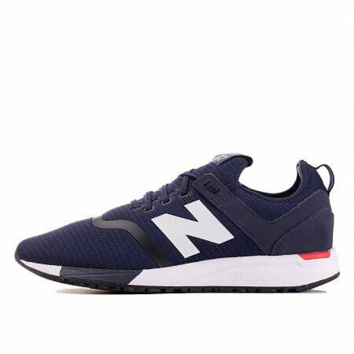 Кроссовки New Balance 247 (Цвет Purple-Black-White)
