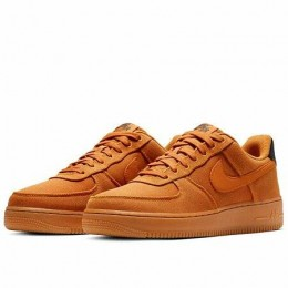 AIR FORCE 1 '07 LV8 STYLE (Цвет Monarch-Gum Med Brown-Black)