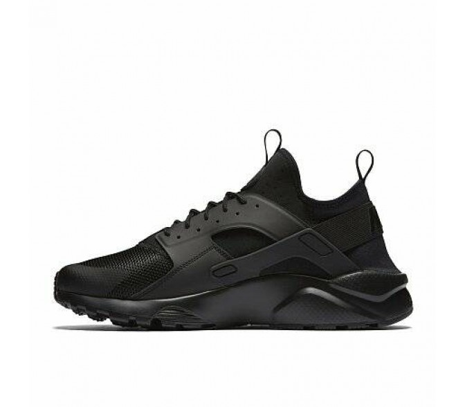 Кроссовки Nike AIR HUARACHE RUN ULTRA (Цвет Black)