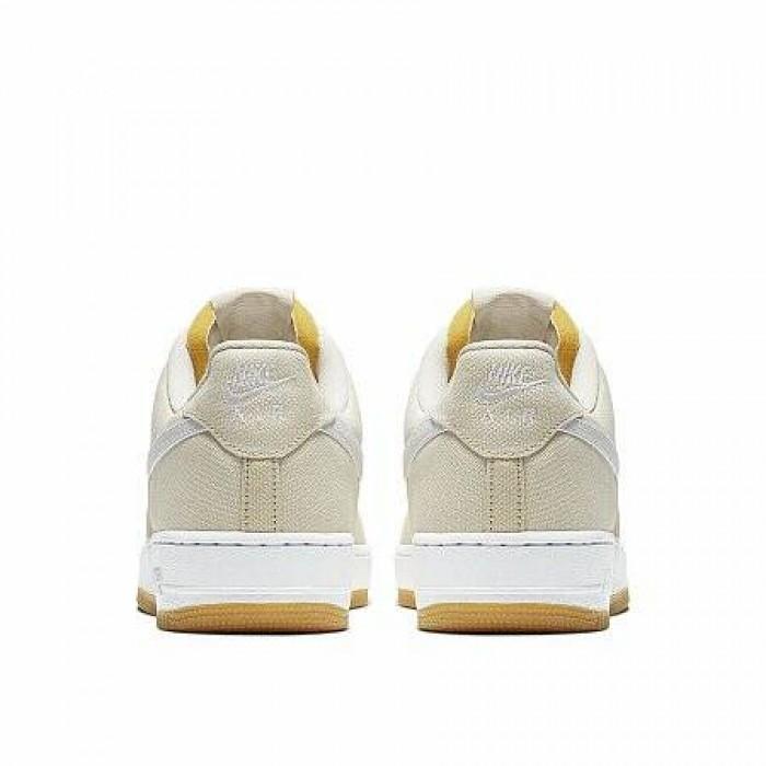 Кроссовки Nike AIR FORCE 1 '07 PREMIUM (Цвет Beige)