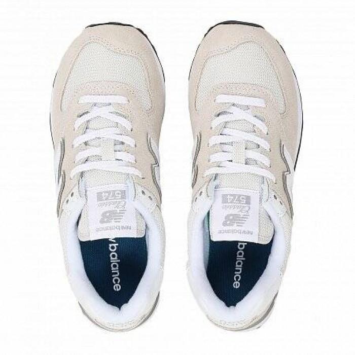 Кроссовки New Balance 574 (Цвет White)