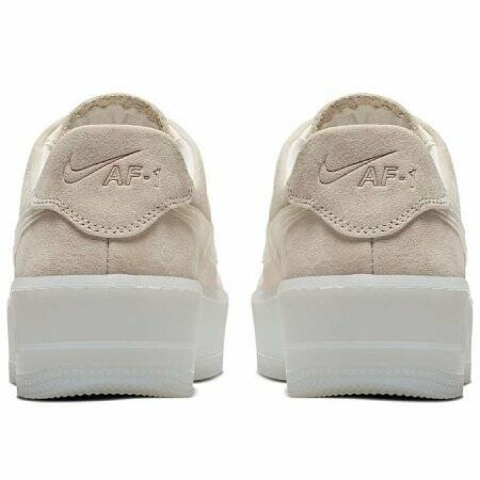 Кроссовки Nike AIR FORCE 1 SAGE LOW LUX (Цвет Pale Ivory-Gum Light Brown)