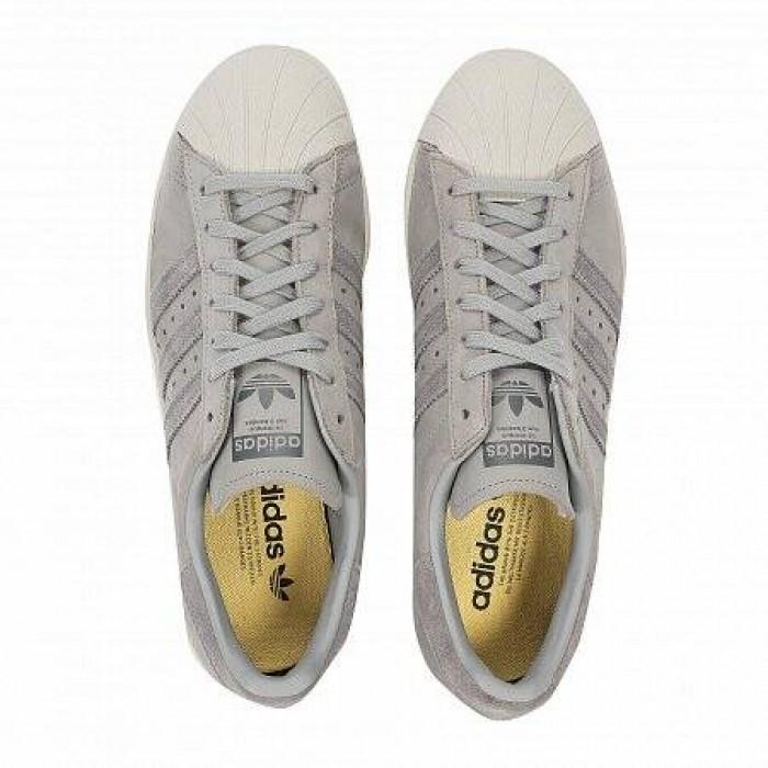 Кроссовки Adidas Originals SUPERSTAR 80S (Цвет Gray)
