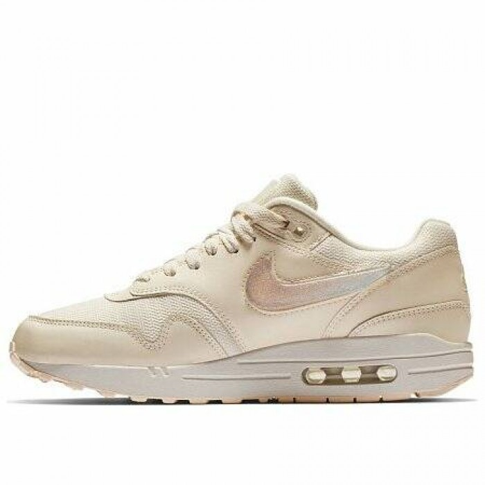 Кроссовки Nike AIR MAX 1 JELLY PACK (Цвет Pale Ivory-Summit White-Guava Ice)