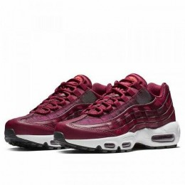 AIR MAX 95 (Цвет Team Red-Team Red-Black)