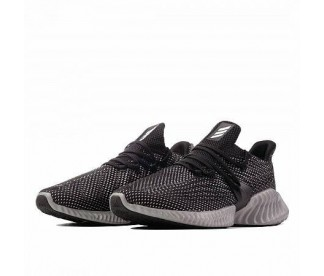 ALPHABOUNCE INSTINCT (Цвет Core Black-Ftwr White-Grey Three)