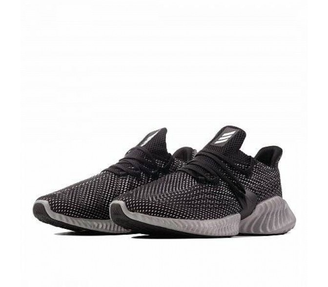 Кроссовки Adidas Performance ALPHABOUNCE INSTINCT (Цвет Core Black-Ftwr White-Grey Three)