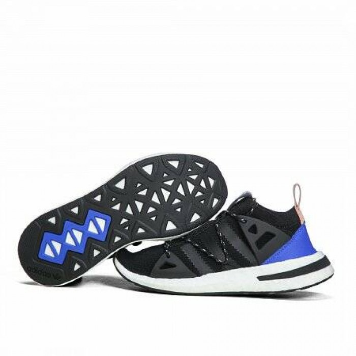 Кроссовки Adidas Originals ARKYN BLACK (Цвет Black-Blue)