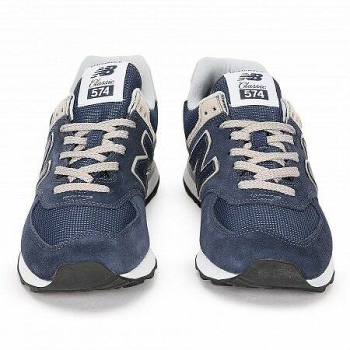 Кроссовки New Balance 574 CORE PLUS (Цвет Blue)