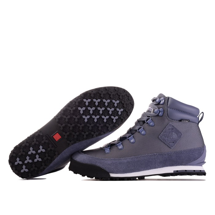 Кроссовки The North Face BACK-TO-BERKELEY NL GRISAILLE (Цвет Blue-Gray)