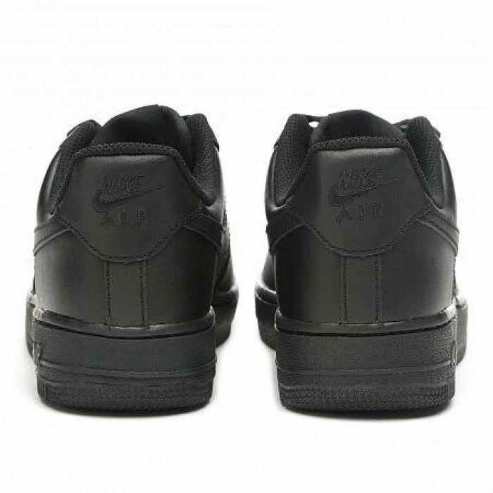 Кроссовки Nike AIR FORCE 1 '07 (Цвет Black)