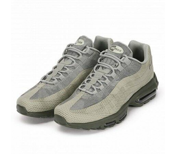 Кроссовки Nike AIR MAX 95 ULTRA SE (Цвет Marsh)