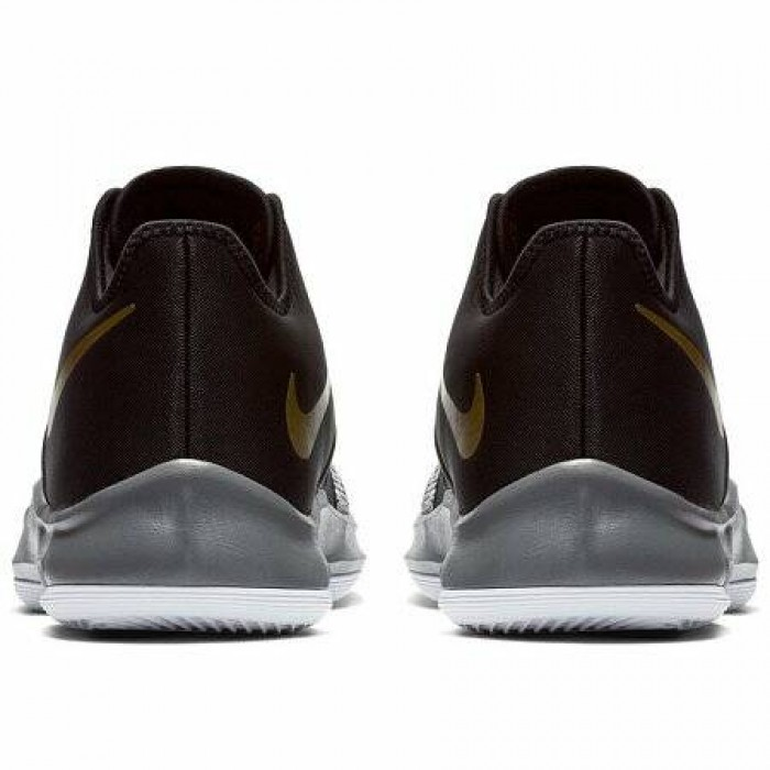 Кроссовки Nike AIR VERSITILE III (Цвет Black-Metallic Gold-Dark Grey-White)