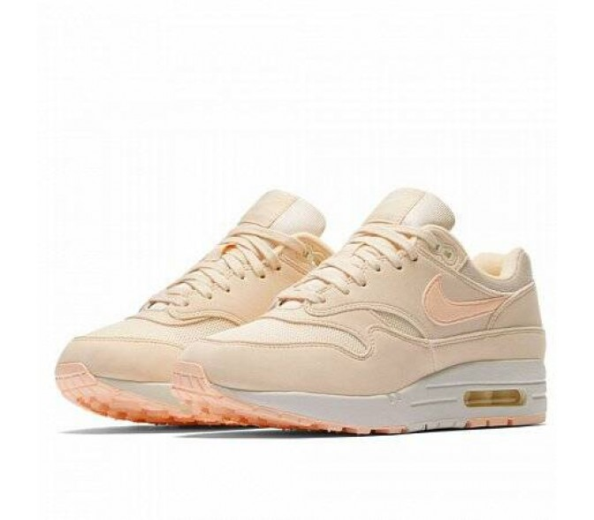 Кроссовки Nike AIR MAX 1 (Цвет Guava Ice-Crimson Tint-Sail-Summit White)
