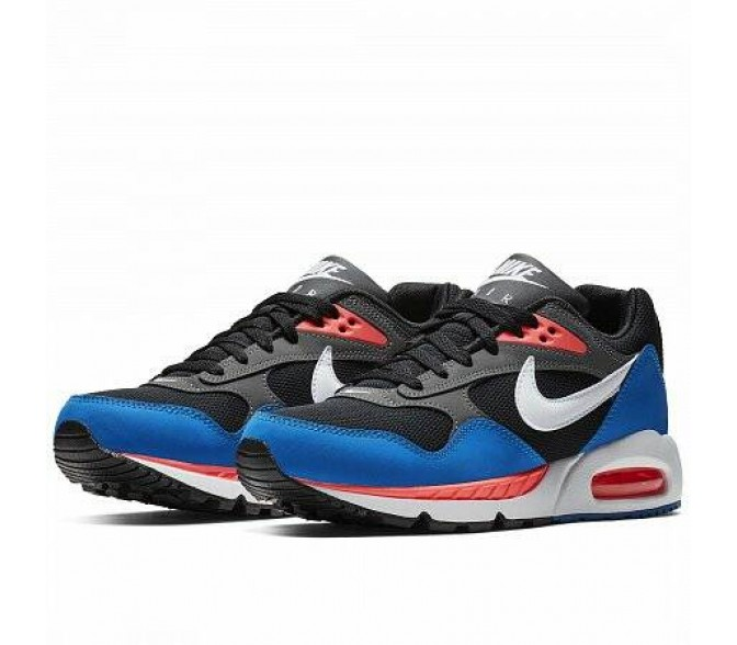 Кроссовки Nike AIR MAX CORRELATE (Цвет Black-White-Blue-Red)