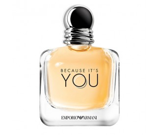 EMPORIO ARMANI BECAUSE IT'S YOU 50 ML