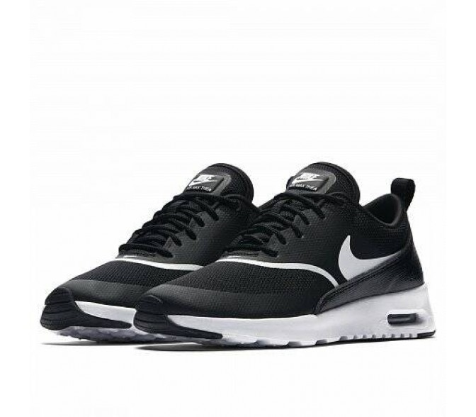 Кроссовки Nike AIR MAX THEA (Цвет Black)