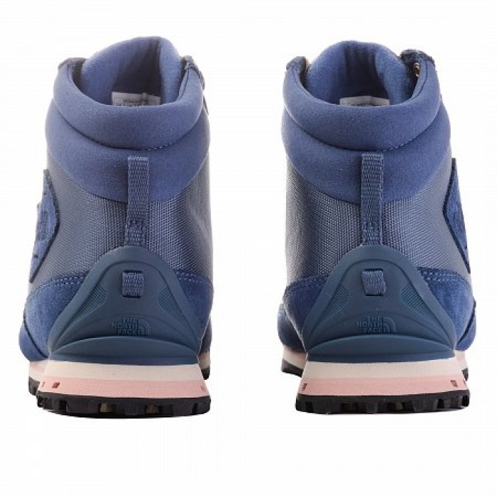 Кроссовки The North Face BACK-TO-BERKELEY BOOT 2 (Цвет BLWNGTEAL)