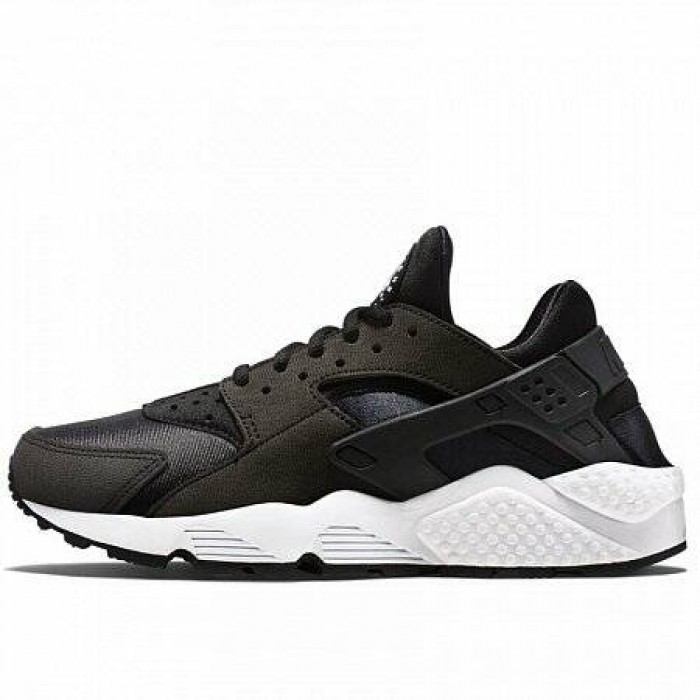 Кроссовки Nike AIR HUARACHE RUN (Цвет Black-White)